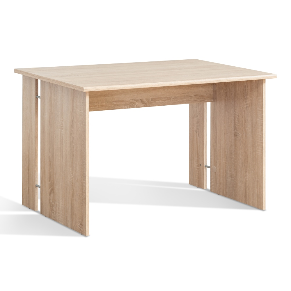 b ro set schreibtisch kombination 3 teilig eiche sonoma b rom bel schreibtisch ebay. Black Bedroom Furniture Sets. Home Design Ideas