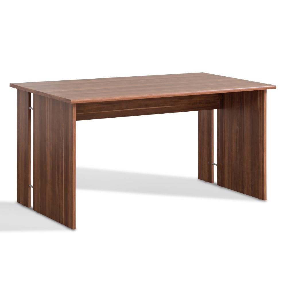 Schreibtisch 2 mit rollcontainer zwetschge b ro for Kommode zwetschge