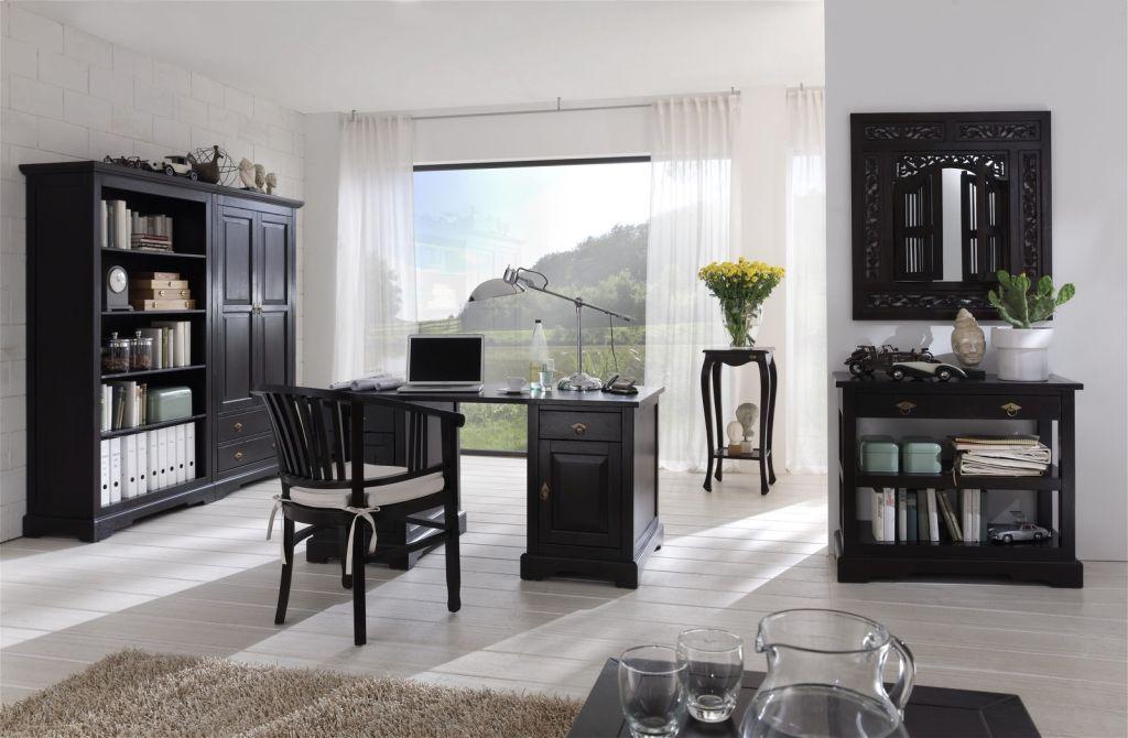 armlehnstuhl samba akazie massiv antikfinish stuhl. Black Bedroom Furniture Sets. Home Design Ideas