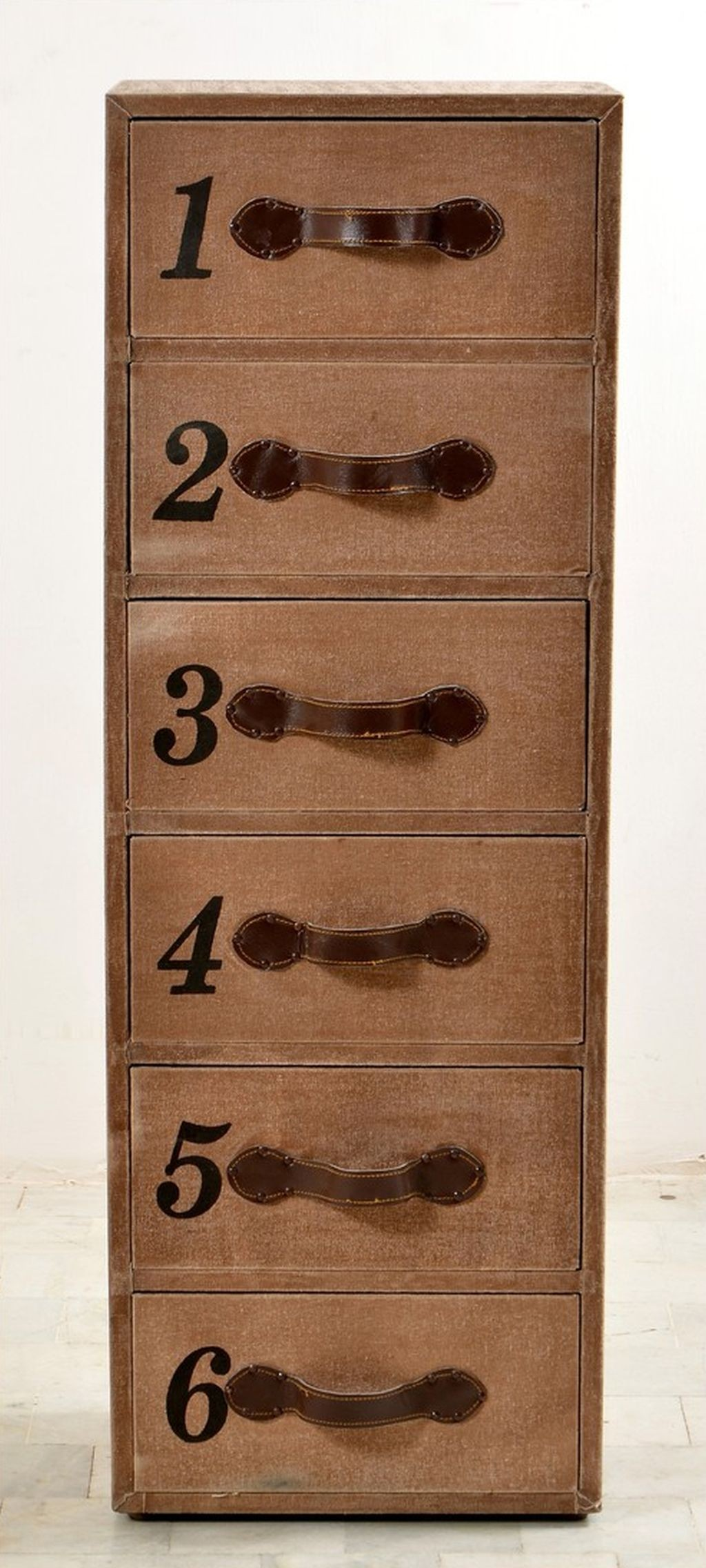 Kommode Charleston mit 6 Schubladen