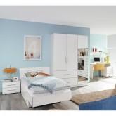 Jugendzimmer MANJA (5-teilig) versch. Bettgrößen