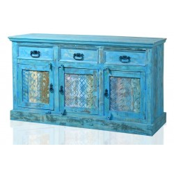 Sideboard Blue Altholz