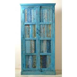 Schrank Blue Altholz mit 2 Türen