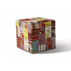 Vollpolsterwürfel, verschiedene Farben 40 x 40 x 40 cm