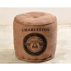 Sitzhocker Charleston