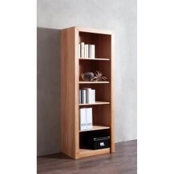 Bücherregal Konsul Kernbuche natur 70 x 191 x 41 cm