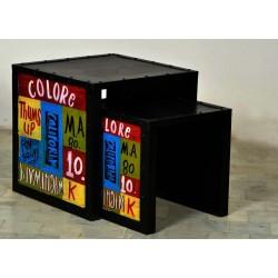 2-Satz-Tisch Colore