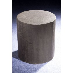 Hocker Cement grau 33 x 33 x 45 cm