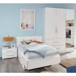 Jugendzimmer MANJA (3-teilig) versch. Bettgrößen